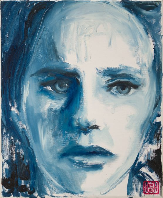 Liv in Blue   By KSH